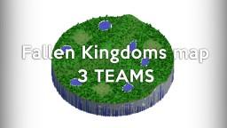 Fallen Kingdoms map (3 teams) Minecraft Map & Project