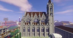 Gothic Church 5 Minecraft Map & Project