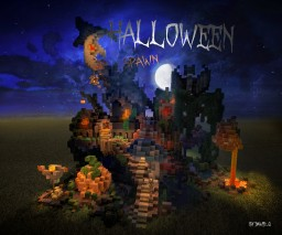 Halloween Spawn Minecraft Map & Project