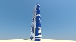 HHHR Tower Dubai (WS - World's Skyscrapers) Minecraft Project