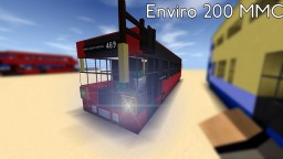 Enviro 200 MMC Minecraft Map & Project