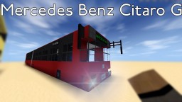 Mercedes Benz Citaro G Minecraft Map & Project