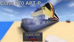 BR Class 370 Intercity APT-P Minecraft Map & Project
