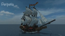 "Expedition ship ""Peripetia"" Minecraft Project"