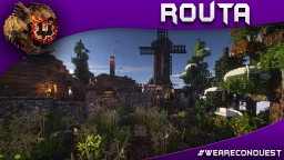 Routa - nottreysongz Builder Showcase Minecraft Map & Project