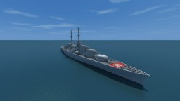 KMS Kaiser Wilhelm 1942 (concept) Minecraft Project