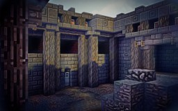 Confined Combat Minecraft Map & Project