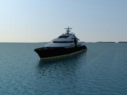 Superyacht 'Horizon II' Minecraft Project