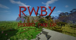 RWBY Resource Pack Minecraft Texture Pack