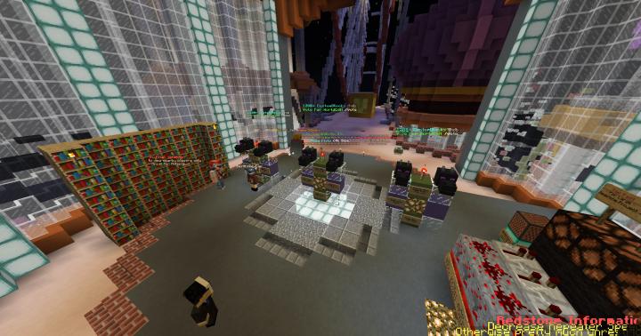 Creative Server Lobby