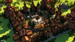Domain of the Norse gods Minecraft Project