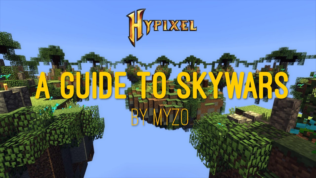 Feeding the Void: A Guide to Hypixel Skywars Minecraft Blog