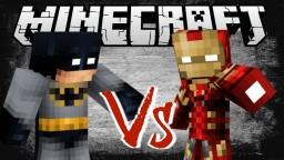 Minecraft: Batman vs. Ironman Superhero Arena Battle! Minecraft Blog Post