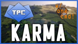 Karma in ONE COMMAND!!! Minecraft Map & Project