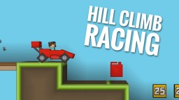 Hill Climb Racing in Vanilla Minecraft Minecraft Project