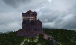 Disney World Twilight Zone Tower of Terror Minecraft