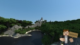 Trasoir Island [Custom Terrain] [2000 x 2000] Minecraft Map & Project