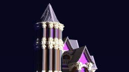 Gertrud's Witch Palace Minecraft Project