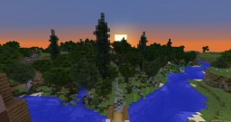 Shadow Forest Minecraft Map & Project