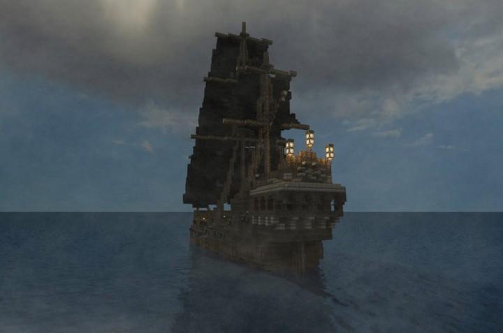 how to make a pirate minecraft server