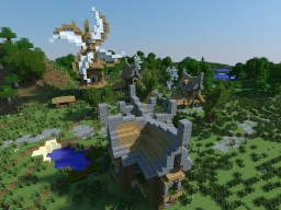 Naarden - A scenic village Minecraft Map & Project