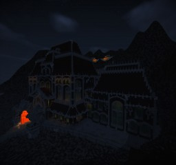[Halloween] Haunted house/Geisterhaus by LeOssi Minecraft Project