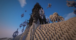 Snow Tower Minecraft Map & Project