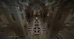 Salle dégradé Minecraft Map & Project