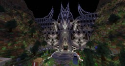 Fantasy Wall Minecraft Map & Project