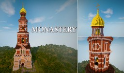 Monastery / Church Minecraft Project