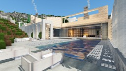 Mountain Retreat - Modern Mountain Concept - BCS - Season 2 Minecraft Map & Project