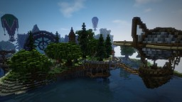 HUB - Amazing build Minecraft