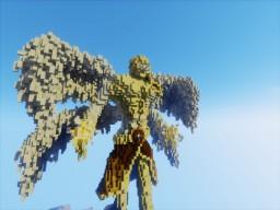 ArchAngell-statue Organic Minecraft Map & Project