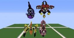 Pokémon Sun and Moon - Alola Guardians Minecraft Map & Project