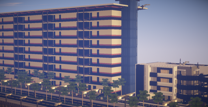 Santa Fornia Official Texturepack - A Combination Of Modern And Realistic