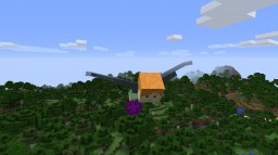 Elytra Boost Minecraft Mod