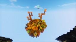 Desert Halloween   SkyWars Map Minecraft Map & Project