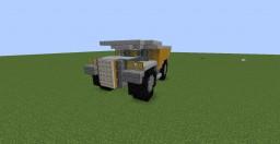 Belaz Minecraft Map & Project