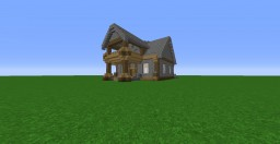 Survival House Starter Minecraft Map & Project
