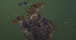 50x50 - WW1 - By D-fantome Minecraft Project