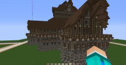 The medieval Super Giant build Minecraft Map & Project