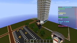 Minecraft Disneyland!!! (On The Voltnetwork Creative Area) Minecraft Map & Project