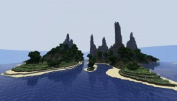 Elodaria Minecraft Map & Project