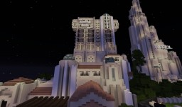 Tower of Terror and More! Minecraft Map & Project