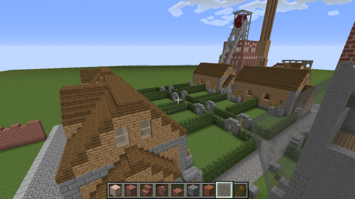Small Houses for Miners