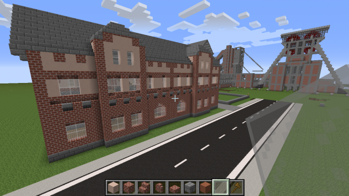 Larger and Fancier Houses