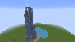 Burj Khalifa Dubai Minecraft Project