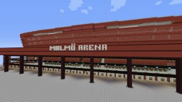 Eurovision song contest 2013   Malmo Arena in Minecraft Minecraft Map & Project