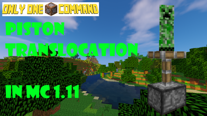 1.11 commands minecraft