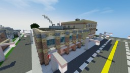 Greenfield Project - Apartment Complex Minecraft Map & Project